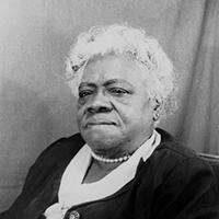 A líder e educadora dos direitos civis Mary McLeod Bethune será a primeira  figura afro-americana a ser homenageada com um monumento no National  Statuary ... abaf96252fa